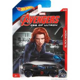 Hot Wheels - Avengers vehículos